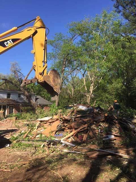 Yard And Lawn Debris