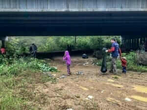 Wolf River Cleanup 1