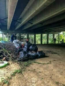 Wolf River Cleanup 5