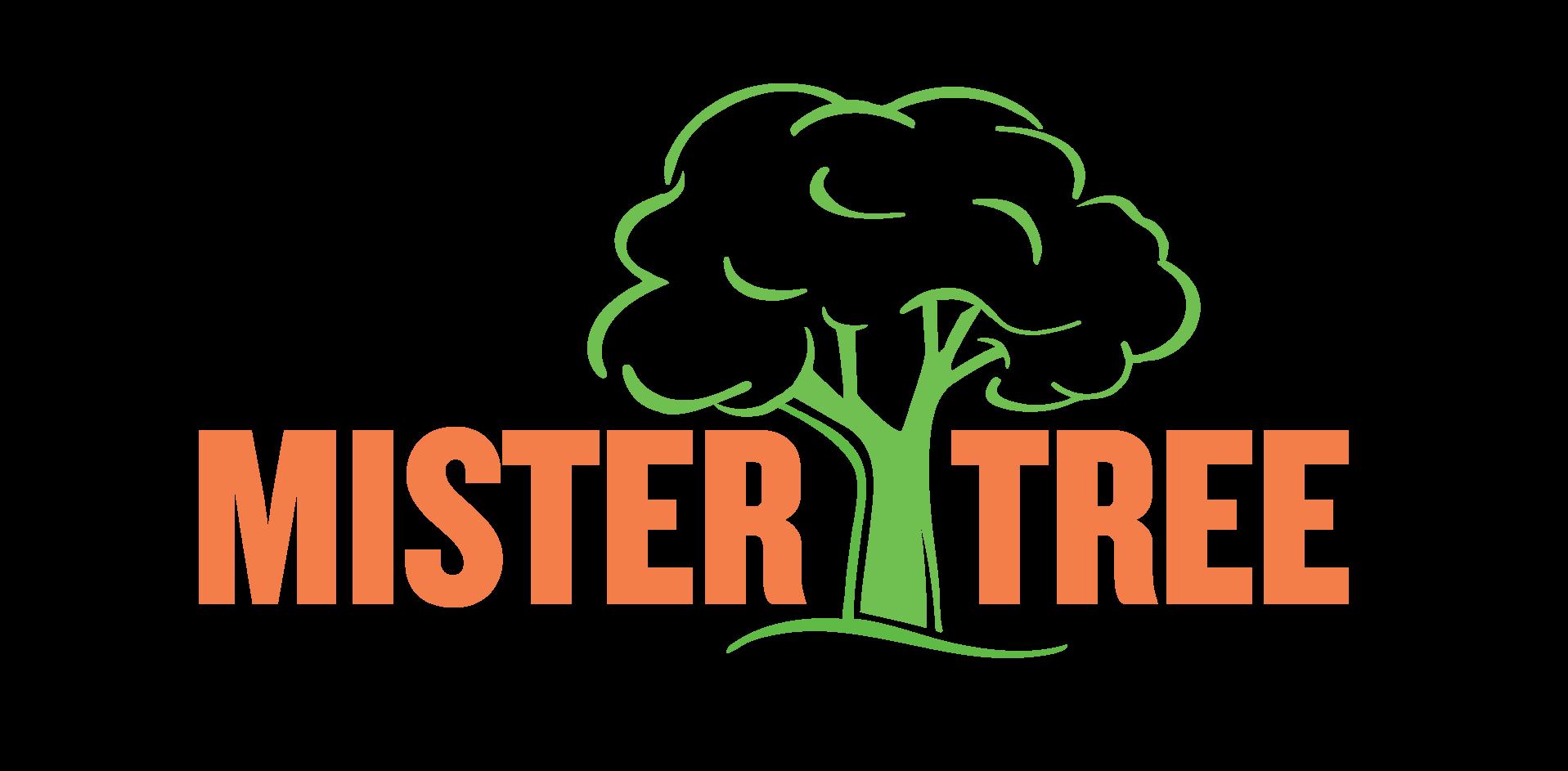 Mister Tree Service Logo
